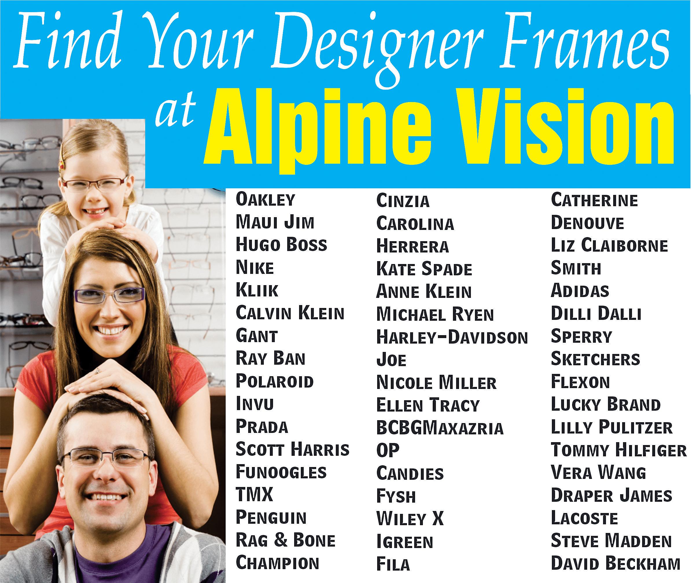 Alpine Vision Center Lehi Utah